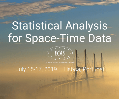 European Courses in Advanced Statistics on Statistical Analysis for Space-Time Data
