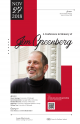 A conference in memory of Jim Greenberg