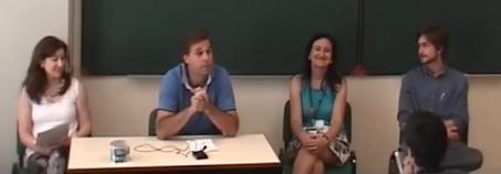 Miguel Abreu, Leonor Godinho, Ana Leonor Silvestre  e Núcleo de Estudantes de Matemática